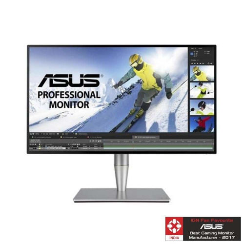 "Asus 27"" WQHD IPS Gaming Monitors PA27AC price in india features reviews specs"