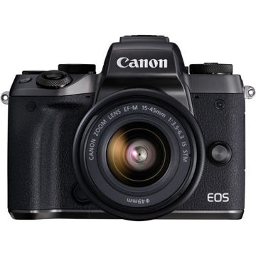 Buy Canon EOS M5 Mirrorless Camera with EF-M 15-45mm IS STM Kit Lens in India imastudent.com