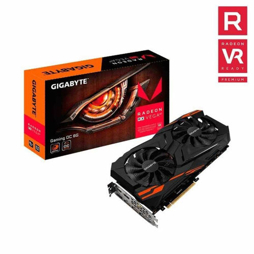 Gigabyte RX VEGA 64 Gaming OC 8GB Graphic Card price in india features reviews specs