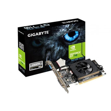 Gigabyte GT 710 1GB Graphics Card price in india features reviews specs
