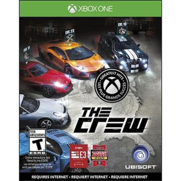 UBISOFT XB1 GAMES - THE CREW  price in india features reviews specs