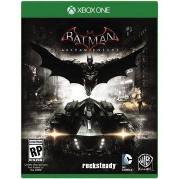 WARNER XBOX ONE GAMES - BATMAN ARKHAM KNIGHT price in india features reviews specs