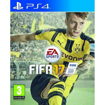 EA PS4 GAMES - FIFA : 17 price in india features reviews specs
