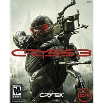 EA PC GAMES - CRYSIS : 3 price in india features reviews specs