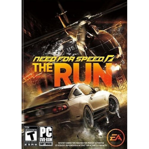 EA PC GAMES - NFS : THE RUN STANDARD EDITION price in india features reviews specs