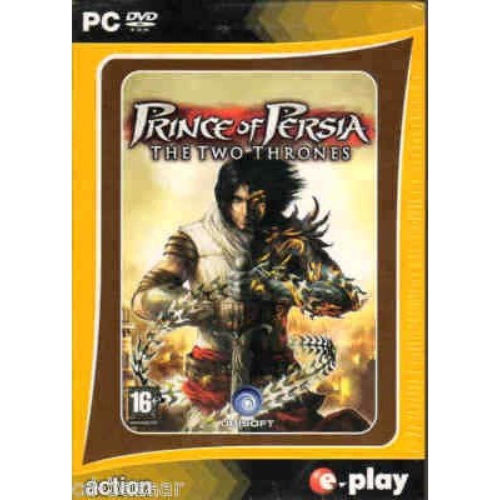 UBISOFT PC GAME - PRINCE OF PERSIA : 3 THE TWO THRONES price in india features reviews specs