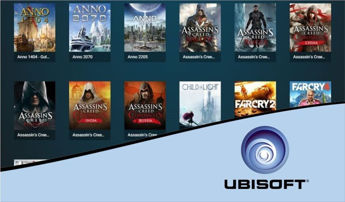 Picture for manufacturer UBISOFT