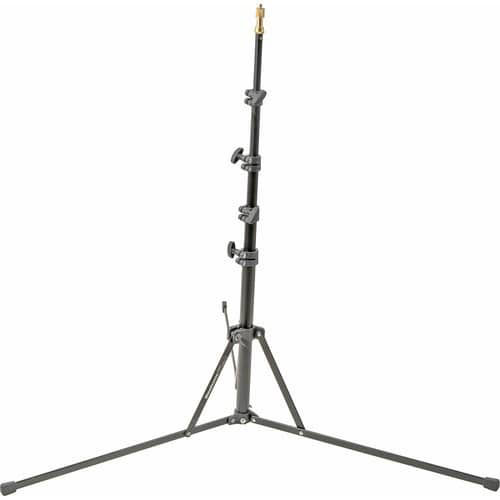 buy Manfrotto 5001B Nano Black Light Stand - 6.2' (1.9m) in India imastudent.com