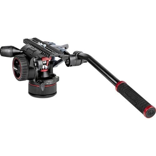 buy Manfrotto Nitrotech N12 Video Head in India imastudent.com