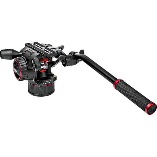 buy Manfrotto Nitrotech N8 Video Head in India imastudent.com