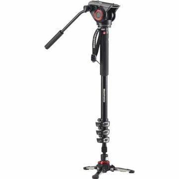 buy Manfrotto MVMXPRO500US XPRO Aluminum Video Monopod in India imastudent.com