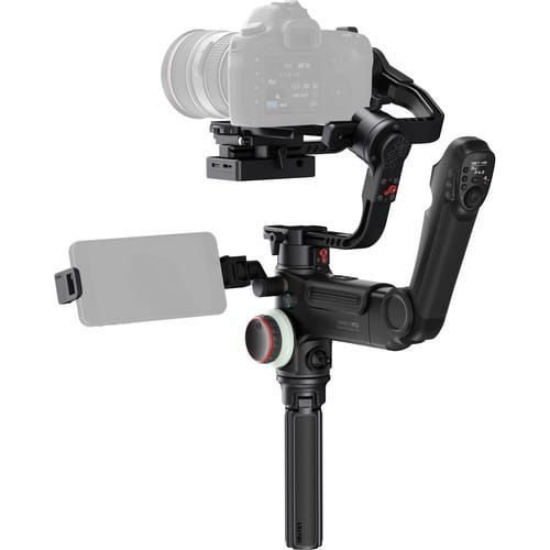 Zhiyun-Tech Crane 3-Lab Handheld Stabilizer for DSLR price in india features reviews specs