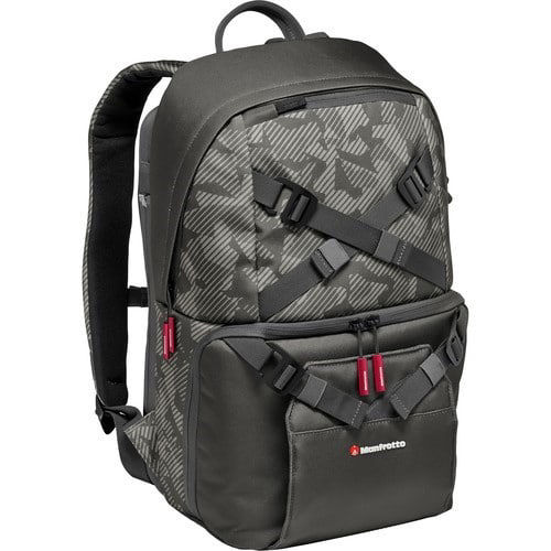 Manfrotto Noreg Camera Backpack-30 (Gray) price in india features reviews specs