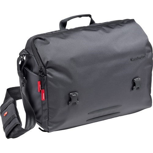 Manfrotto Manhattan Speedy-30 Messenger (Gray) price in india features reviews specs