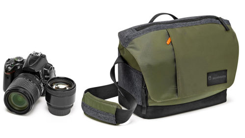Manfrotto Street Camera Messenger Bag for DSLR/CSC price in india features reviews specs