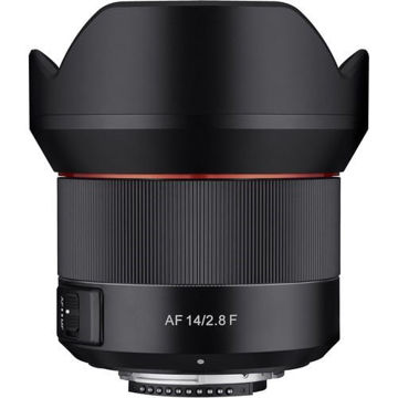 buy Samyang AF 14mm f/2.8 Lens for Nikon F in India imastudent.com