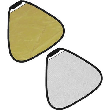 "Lastolite TriGrip Reflector, Gold/White - 48"" (1.2m) price in india features reviews specs"