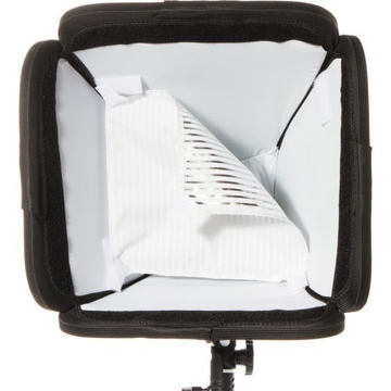 "Lastolite Joe McNally Ezybox Speedlite Plus Soft Box (7.9 x 7.9"") price in india features reviews specs"