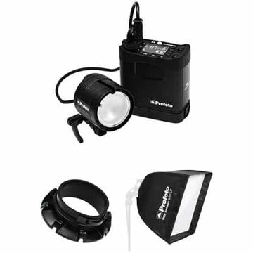 Profoto B2 250 Air TTL 1-Light To-Go Kit with Softbox price in india features reviews specs