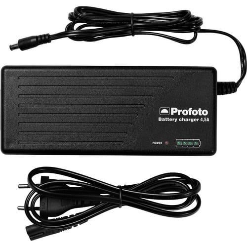 Profoto Fast Battery Charger 4.5A for B1 500 AirTTL price in india features reviews specs