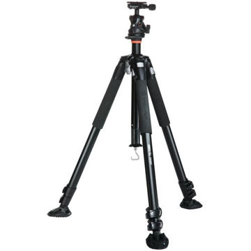 Vanguard Abeo Plus 323AB Tripod With BBH-200 Ballhead price in india features reviews specs