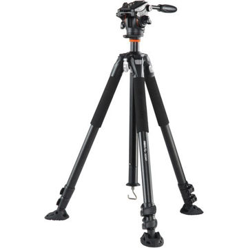 Vanguard Abeo Plus 323AV Aluminum Tripod with PH-123V Pan Head price in india features reviews specs