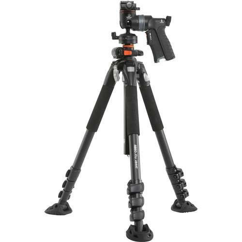 Vanguard ABEO Pro 284AGH Aluminum Tripod with Grip Head price in india features reviews specs