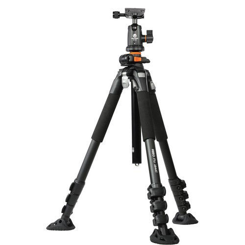 Vanguard ABEO Pro 284ATB Aluminum Tripod with Ball Head price in india features reviews specs