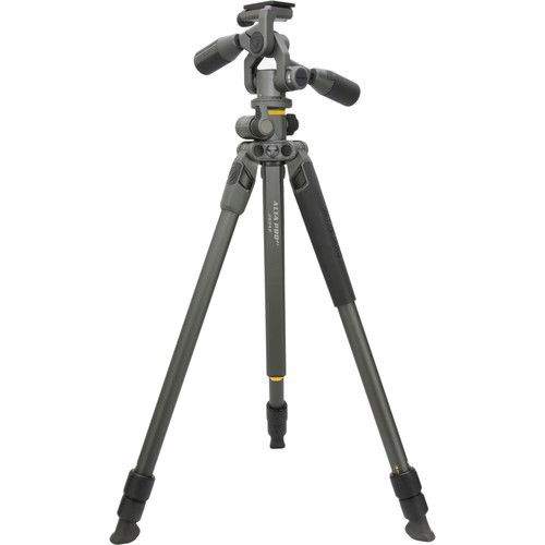 Vanguard Alta Pro 2+ 263AP Aluminum-Alloy Tripod Kit with Alta PH-32 3-Way, Pan-and-Tilt Head price in india features reviews specs