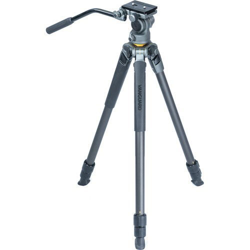 Vanguard ALTA Pro 2 263AV Aluminum Tripod with Alta PH-114V Head price in india features reviews specs