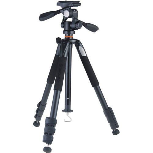 Vanguard Alta+ 264AP Aluminum-Alloy Tripod Kit with PH-32 3-Way, Pan-and-Tilt Head price in india features reviews specs