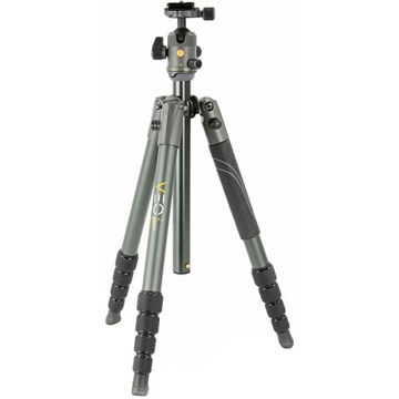 Vanguard VEO 2 265AB Aluminum Tripod with Ball Head (Gray, 4.9') price in india features reviews specs