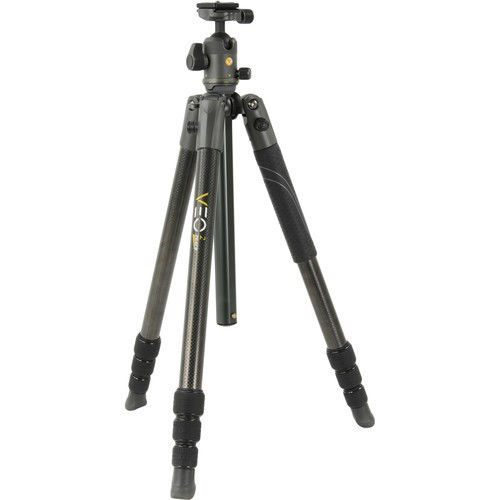Vanguard VEO 2 264CB Carbon Fiber Tripod with Ball Head price in india features reviews specs