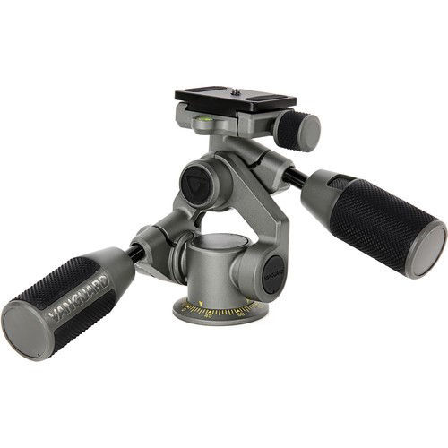 Vanguard ALTA PH-32 3-Way Pan Head (Aluminum) price in india features reviews specs