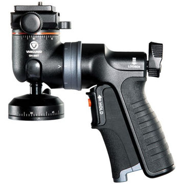 Vanguard GH-300T Pistol Grip Ball Head price in india features reviews specs
