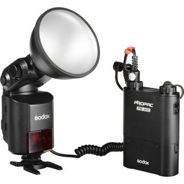 Godox AD360II-N WITSTRO TTL Portable Flash with Power Pack Kit for Nikon Cameras price in india features reviews specs