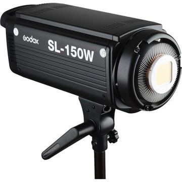 Godox SL-150 LED Video Light (Daylight-Balanced) price in india features reviews specs
