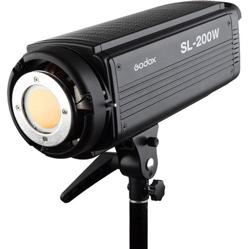 Godox SL-200 LED Video Light (Daylight-Balanced) price in india features reviews specs