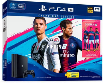 Buy Sony PlayStation PS4 PRO 1TB Gaming Console with FIFA 2019