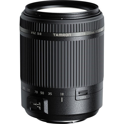 Tamron 18-200mm f/3.5-6.3 Di II Lens for Sony A price in india features reviews specs