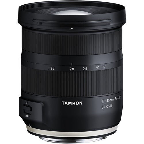 Tamron 17-35mm f/2.8-4 DI OSD Lens for Nikon F price in india features reviews specs