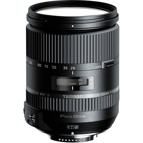 Tamron 28-300mm f/3.5-6.3 Di VC PZD Lens for Nikon price in india features reviews specs