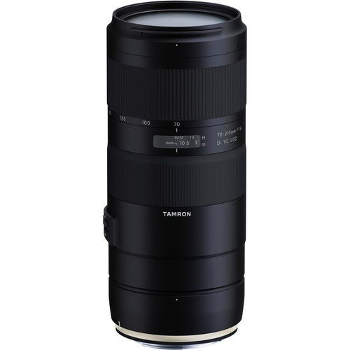 Tamron 70-210mm f/4 Di VC USD Lens for Canon EF price in india features reviews specs