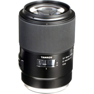 Tamron SP 90mm f/2.8 Di Macro 1:1 USD Lens for Sony A price in india features reviews specs