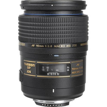 Tamron 90mm f/2.8 SP AF Di Macro Lens for Nikon AF price in india features reviews specs