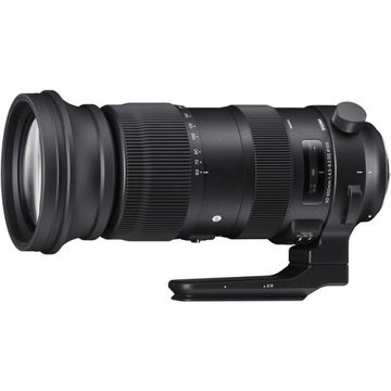 buy Sigma 60-600mm f/4.5-6.3 DG OS HSM Sports Lens for Canon EF in India imastudent.com