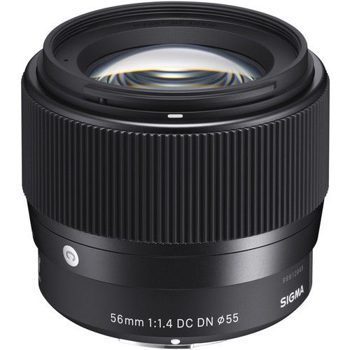 buy Sigma 56mm f/1.4 DC DN Contemporary Lens for Sony E in India imastudent.com