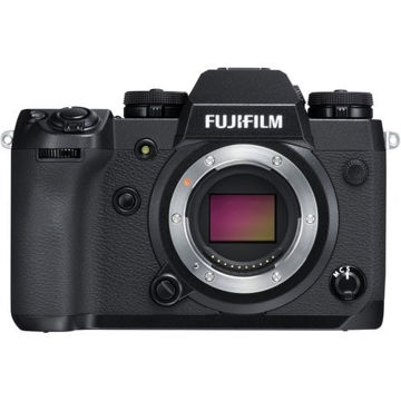 buy Fujifilm X-H1 Mirrorless Digital Camera Body with Battery Grip Kit in India imastudent.com