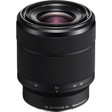 Sony FE 28-70mm f/3.5-5.6 OSS Lens price in india features reviews specs