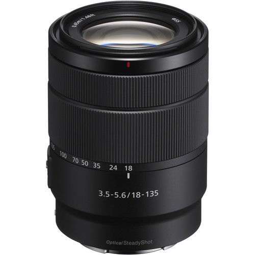 Sony E 18-135mm f/3.5-5.6 OSS Lens price in india features reviews specs